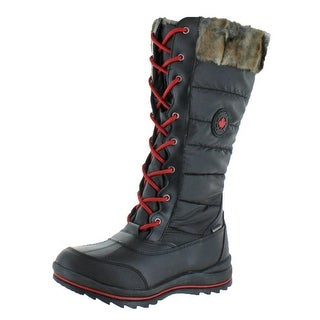 Cougar Womens Chateau Winter Boots Snow Waterproof