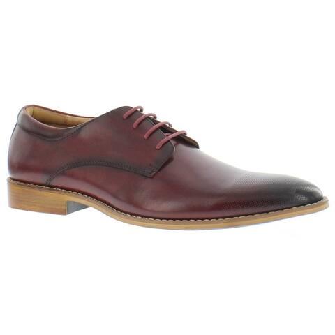 Giorgio Brutini Tappen Plain Toe Lace-Up Mens Dress Shoes -