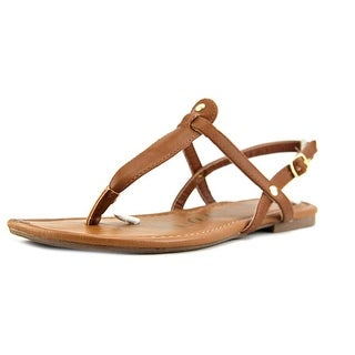 Rampage Raquel Open Toe Synthetic Thong Sandal