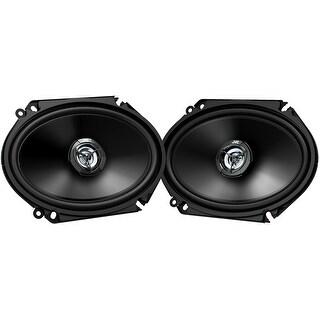 "JVC CS-DR6820 6x8"" 2-Way Coaxial Speakers"