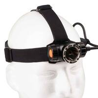 Guard Dog Security Guard Dog 1200 Lumen Head Lamp W/7 Functions - Waterproof