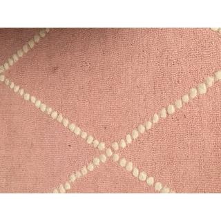 Taylor & Olive Tuscaloosa Handmade Wool Trellis Area Rug