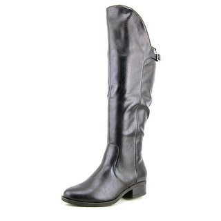 Madeline Tala   Round Toe Synthetic  Knee High Boot