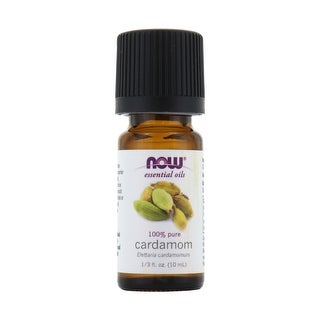 Link to NOW Foods - 100% Pure Essential Oil Cardamom - 0.33 fl. oz. Similar Items in Aromatherapy & Massage