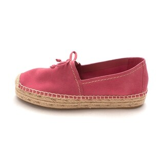 Coach Womens RAE Suede Closed Toe Loafers