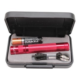 Maglite j3a032 maglite j3a032 solitaire led 1aaa,pb - red