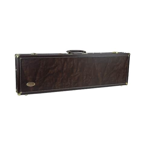 Browning 03099 bg luggage case o/u to 30 barrels(except plus) brown