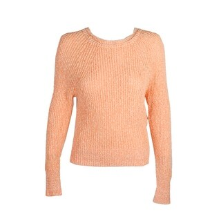 Free People Tangerine Electric City Pullover Sweater XS