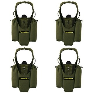 ThermaCELL Mosquito Repellent Appliance Holster, Olive, 4-Pack