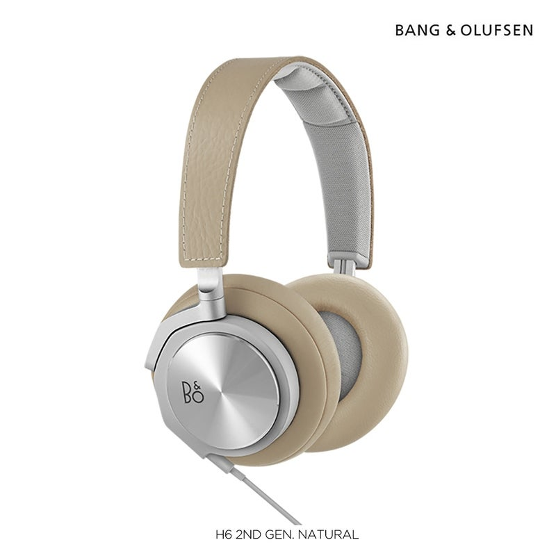 B&O PLAY by Bang & Olufsen BeoPlay H6 Over-Ear Headphones 2nd Generation - Thumbnail 6