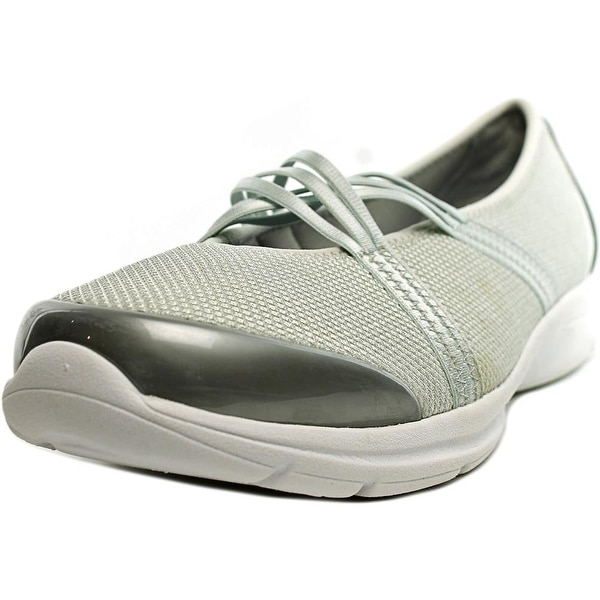 Easy Spirit e360 Quinty Round Toe Canvas Walking Shoe