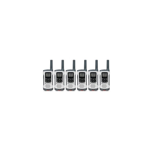 Motorola T260TP (6 Pack) 2-Way Radios Triple Pack