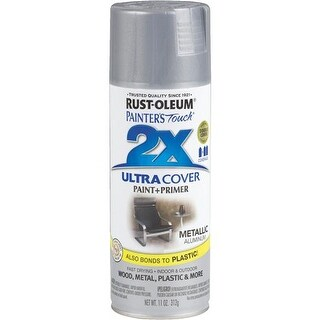 Rust-Oleum Aluminum Spray Paint 249128 Unit: EACH