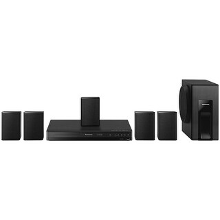 Refurbished Panasonic SC-XH105 5.1 Channel 300W 1080p Home Theater System