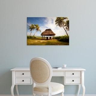 Easy Art Prints Douglas Peebles's 'Fiji Iii' Premium Canvas Art