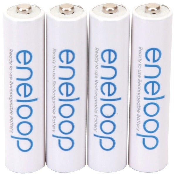 Panasonic Bk-4Mcca4Ba Eneloop(R) Batteries (Aaa; 4 Pk)
