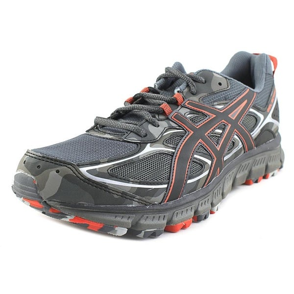 Asics Gel-Scram 3 Men Round Toe Synthetic Gray Sneakers