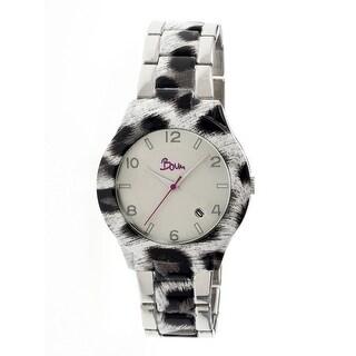 Boum Bombe Women's Quartz Watch, Stainless Steel Band