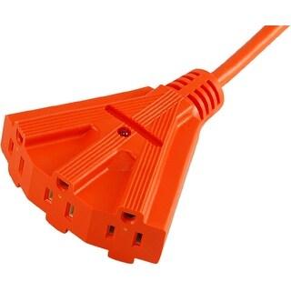 Conntek 24342-144 I-Plug Indoor Extension Cord, 12', 15 Amp/125 V