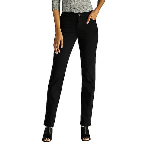 Lee Women's Classic Fit Straight Leg Jean