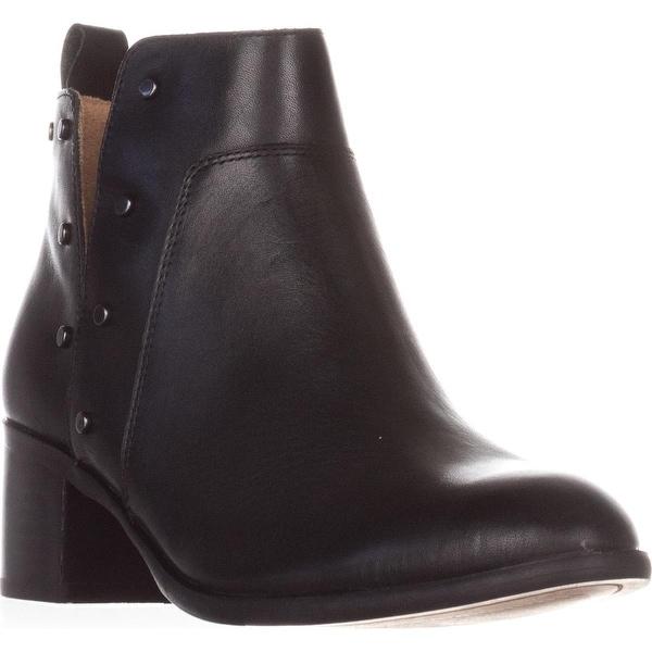 Franco Sarto Richland Studded Ankle Boots, Black