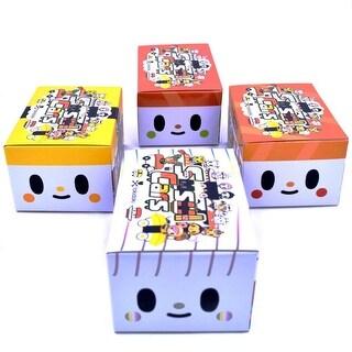 Tokidoki Sushi Cars Blind Box Case of 12 - multi