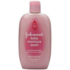 Johnson's Moisture Care Baby Wash