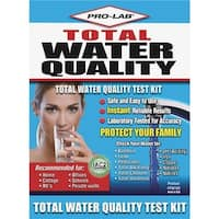 Pro Lab Inc. Total Water Quality Kit TW120 Unit: EACH
