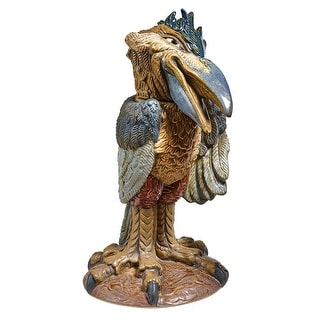 "Wally Bird Reproductions: Archie - Miniature Figurine - 8.5"" High - multicolor"