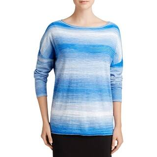 Vince Womens Pullover Top Santorini Stripes Boatneck (Option: Xxs)|https://ak1.ostkcdn.com/images/products/is/images/direct/991a28b4be3745e7ac2c822e82dc0130d7237cd2/Vince-Womens-Pullover-Top-Santorini-Stripes-Boatneck.jpg?impolicy=medium