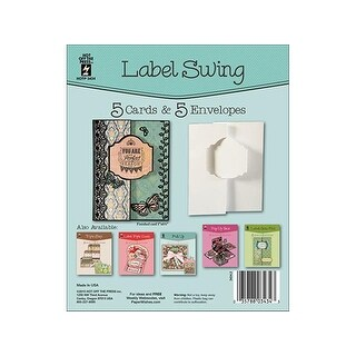 HOTP Card Kit Swing Label