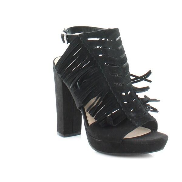Bar III Nero Women's Heels Black