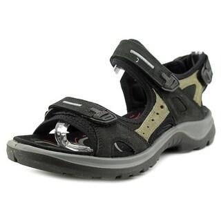 Ecco Offroad Yucatan Sandal Open-Toe Leather Sport Sandal