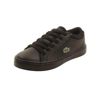 Lacoste Toddler Straightset BL 1 Sneaker