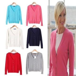 Cuddle Cardigans Colorful And Cozy In 12 Colors