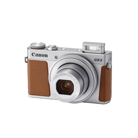 Canon PowerShot G9 X Mark II Compact Digital Camera w/ 1 Inch Sensor