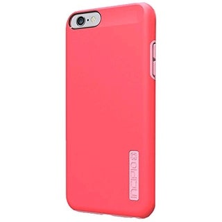 Incipio DualPro Case Cover for Apple iPhone 6 - Plus (Coral/Light Pink) - IPH-11