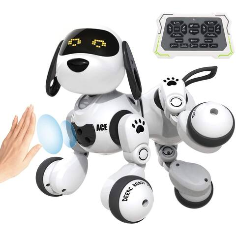 Remote Control Dog Robot Toys for Kids
