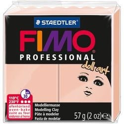 Transulcent Rose - Fimo Professional Doll Art Clay 2Oz