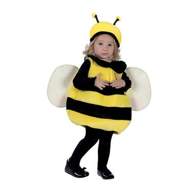 Bumble Bee Toddler Halloween Costume size 24 Months 12-24m - 12-24 months