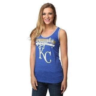 Kansas City Royals Believe in Greatness Women's Tank Top