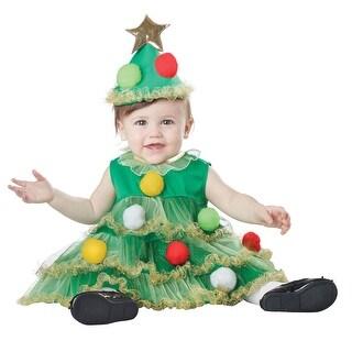 Infant Christmas Tree Halloween Costume - 12-18 Months