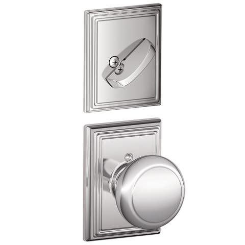 Schlage F59-AND-ADD Andover Single Cylinder Interior Pack with