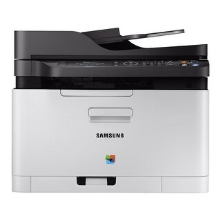Samsung Xpress SL-C480FW Multifunction Printer Color Laser Multifunction Printer