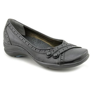 Hush Puppies Burlesque N/S Round Toe Leather Loafer