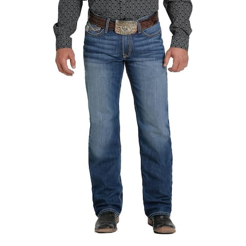 Cinch Western Jeans Mens Grant Bootcut Relaxed Fit