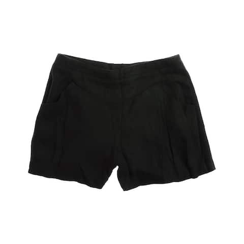 W118 Womens Rebecca High Waist Dress Walking Shorts