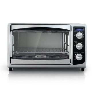 Applica - To1675b - Bd 6 Slice Toaster Oven Ss