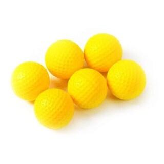 Tour Gear PU Foam Practice Golf Balls - 6 pack