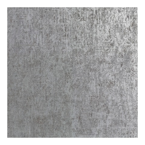 Luster Silver Distressed Texture Wallpaper - 21 x 396 x 0.025